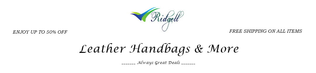 Ridgell Handbags & More